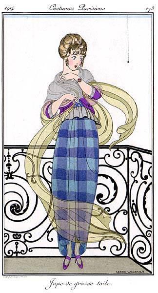 skirt 1914
