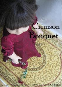 the Crimson Bouquet dress
