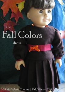 the Fall Colors dress