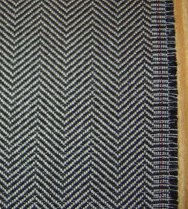Herringbone twill from Wikipedia Commons
