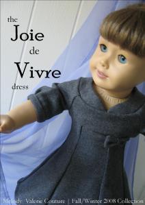 the Joie de Vivre dress