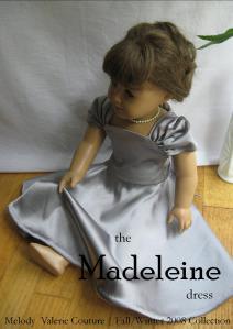 the Madeleine dress