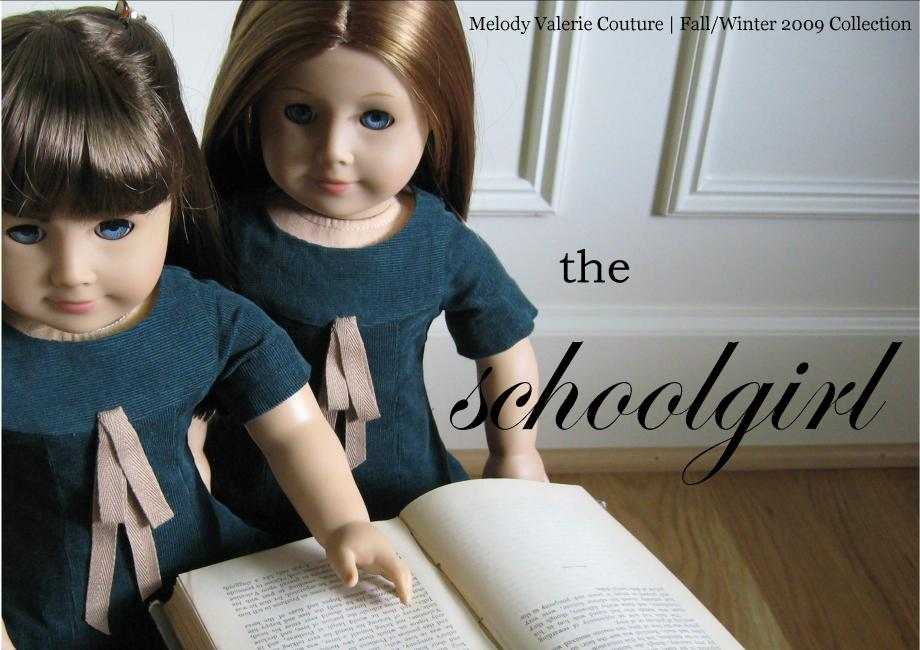 the Schoolgirl dress