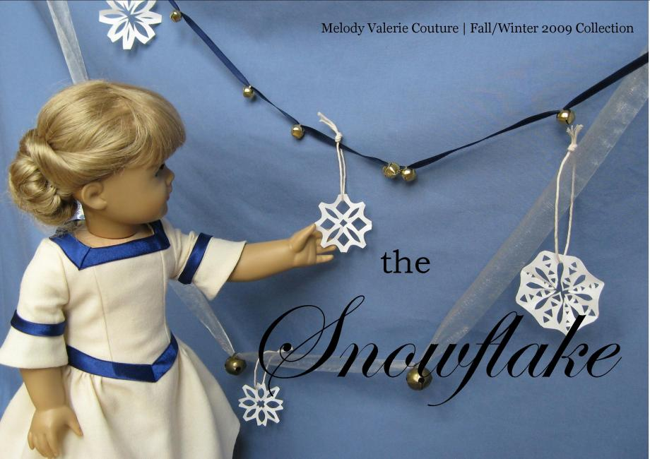 the Snowflake dress