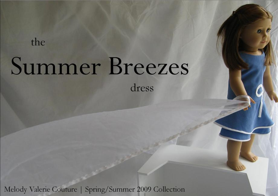 the Summer Breezes dress