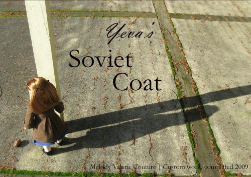 yeva soviet coat