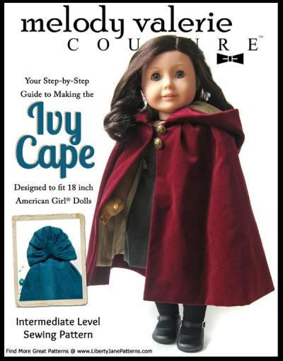 AG Ivy Cape cover
